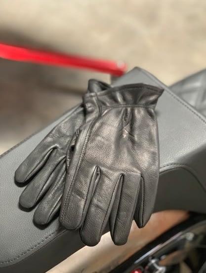 Black//X-Large Highway 21 Louie Mens Street Motorcycle Gloves