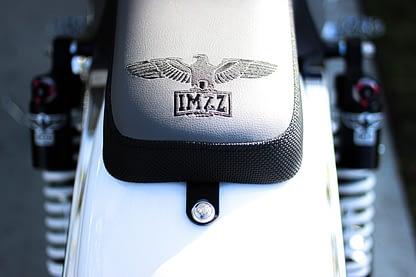 Anti theft seat bolt
