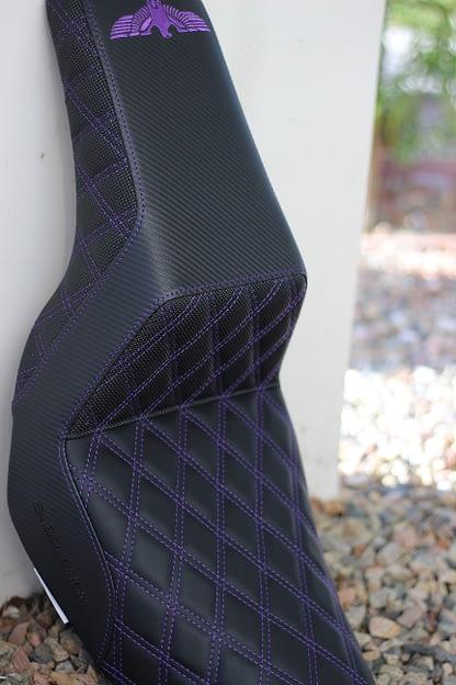 imzz custom saddlemen seat