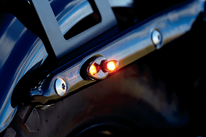 turn signal cover