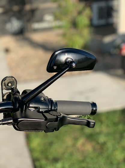 psr anthem shorty levers for softail