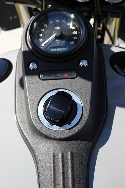 harley ignition switch